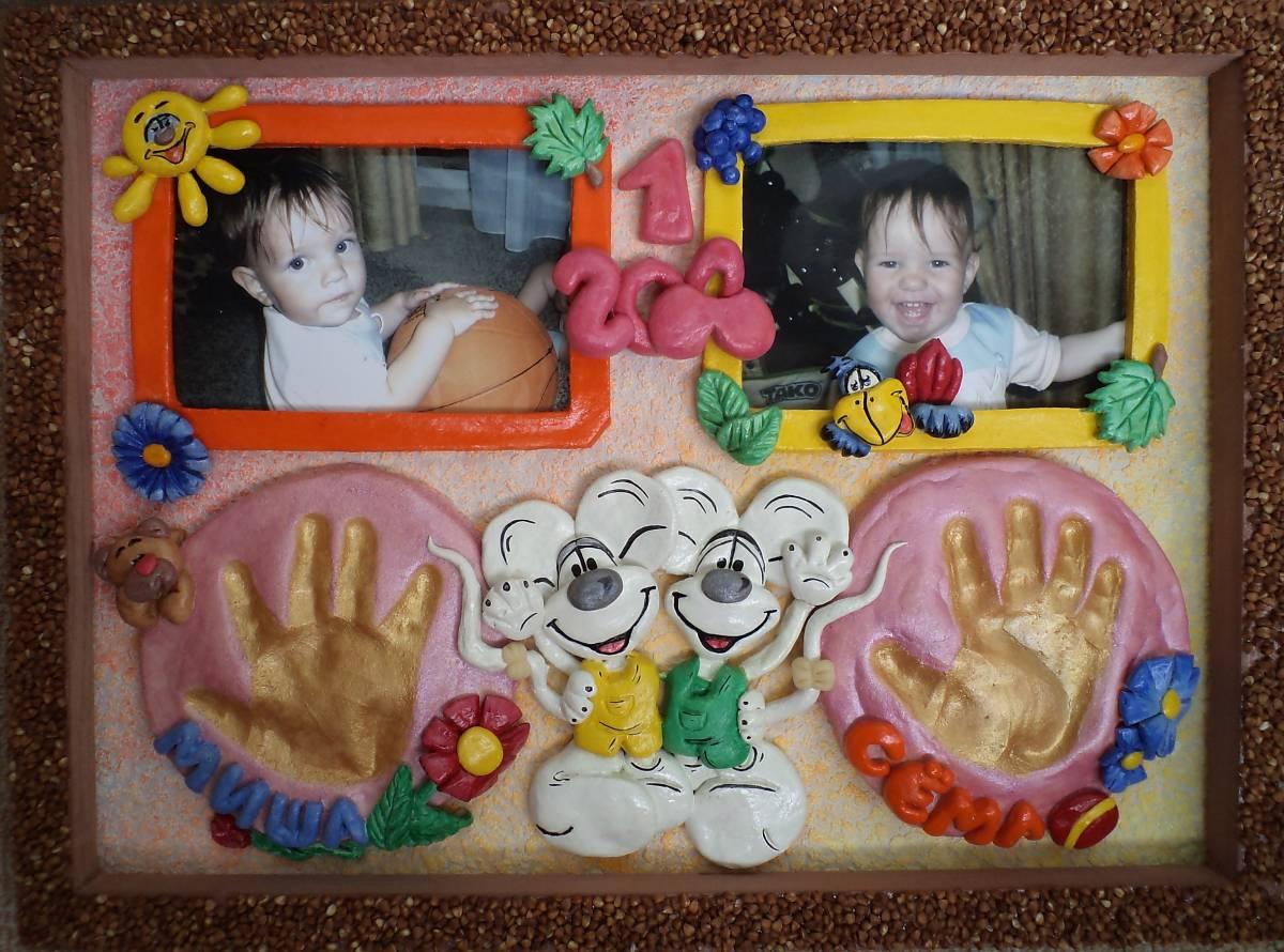 Подарок ребенку на день рождения 2 года мальчик своими руками