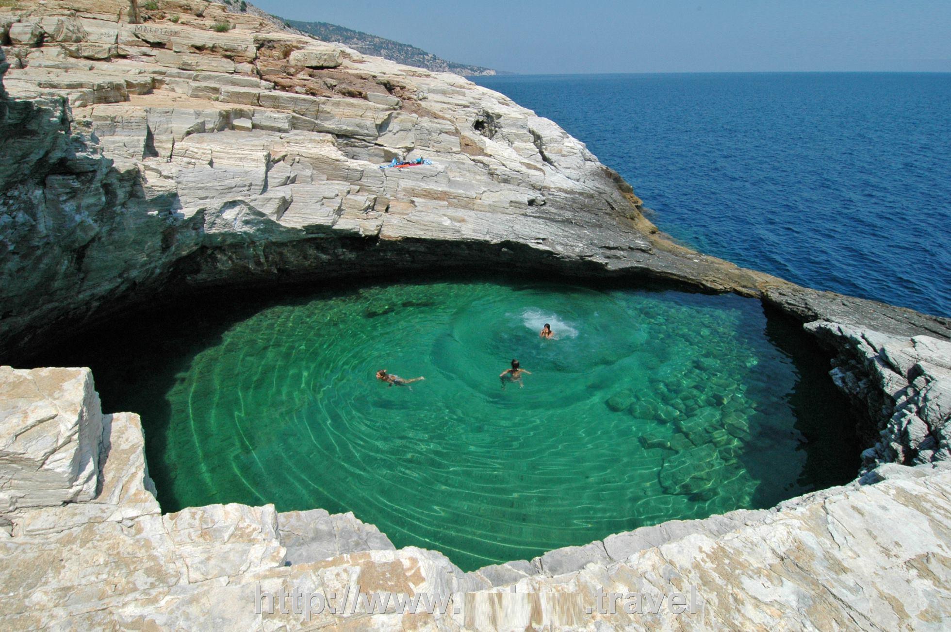 Снять жилье на острове тасос греция